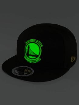 New Era Gorra Snapback Team GITD Basic Golden State Warriors 9Fifty negro
