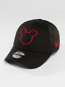 New Era Gorra Snapback Disney Silhoutte Micky Maus JR negro