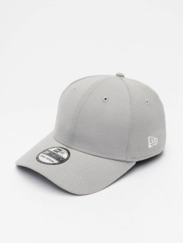New Era Gorras Flexfitted Basic gris