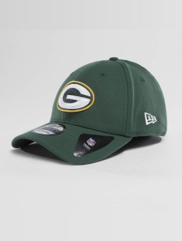New Era Lastebilsjåfør- / flexfitted caps Team Polly Green Bay Packers 9Fifty grøn