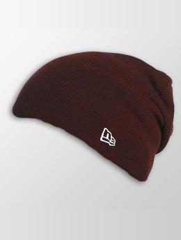New Era Pipot Seasonal Long Knit punainen