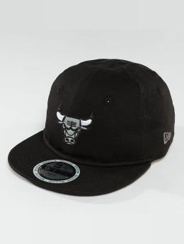 New Era Snapback Cap Reflect Chicago Bulls 9Fifty black