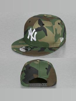 New Era Snapback Cap MLB League Essential NY Yankees 9Fifty camouflage