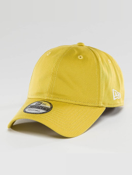 New Era snapback cap Seasonal Unstructured geel