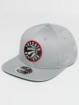 New Era Snapback Cap NBA Classic Toronto Raptors grau