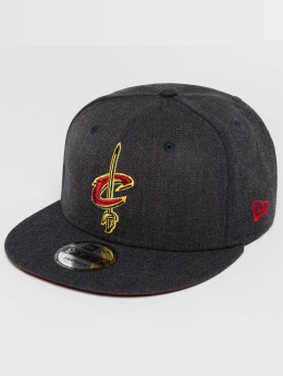 New Era Snapback Cap Team Heather Cleveland Cavaliers grau