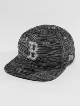 New Era Snapback Cap Engineered Fit Boston Red Sox grau