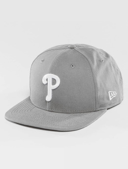 New Era snapback cap Lightweight Essential Philadelphia Phillies Cooperstown 9Fifty grijs