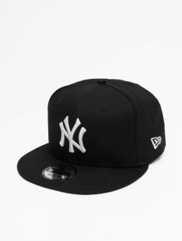 New Era Snapback Cap MLB NY Yankees 9Fifty nero