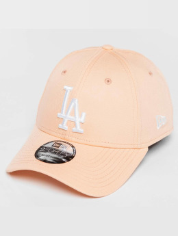 New Era Snapback Cap League Essential LA Dodgers orange