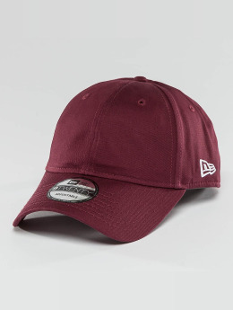 New Era snapback cap New Era Seasonal Unstructured Strapback Cap Maroon rood