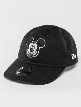 New Era Snapback Cap Hero Essential Micky Maus schwarz