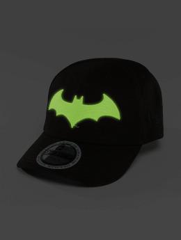 New Era Snapback Cap GITD Character Batman 9Forty schwarz