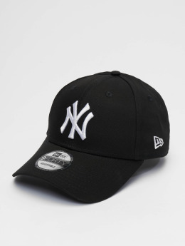 New Era Snapback Cap 9Forty League Basic NY Yankees schwarz