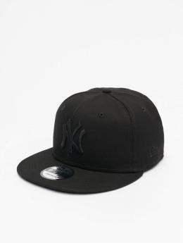New Era Snapback Caps MLB NY Yankees čern