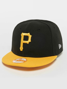 New Era My First Pittsburgh Pirates 9Fifty Snapback Cap Black/Yellow