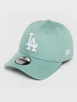 New Era Snapback Caps League Essential LA Dodgers 9Forty blå