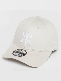 New Era Snapback Caps League Essential NY Yankees harmaa