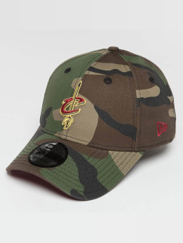 New Era Snapback Caps Camo Team Cleveland Cavaliers kirjava