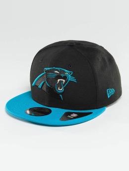 New Era Snapback Caps Carolina Panthers musta