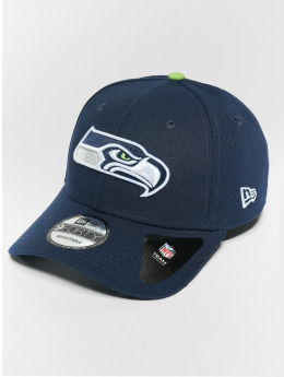 New Era Snapback Caps The League Seattle Seahawks 9Forty niebieski