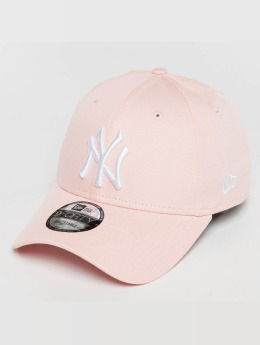 New Era Snapback Caps League Essential NY Yankees pink