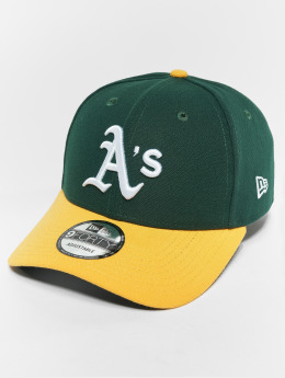 New Era Snapback Caps The League Oakland Athletics 9Forty vihreä