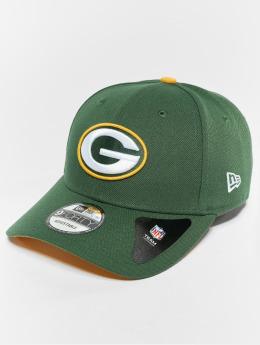 New Era Snapback Caps The League Green Bay Packers 9Forty vihreä