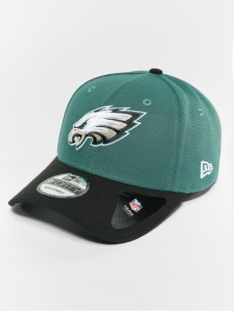 New Era Snapback Caps The League Philadelphia Eagles 9Forty zielony