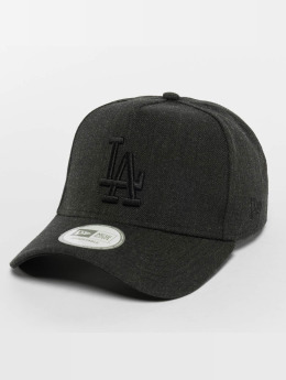 New Era Trucker Cap Heather LA Dodgers grau
