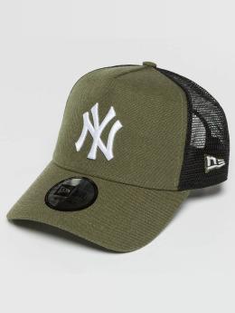 New Era Verkkolippikset Seas Heather NY Yankees oliivi
