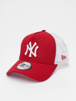 New Era Verkkolippikset Clean NY Yankees punainen
