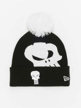 New Era Winter Hat Hero Over black