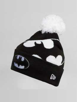 New Era Winter Hat Hero Over black