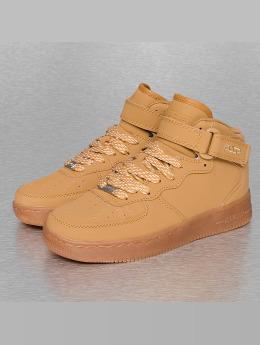 New York Style Sneaker Rochester marrone