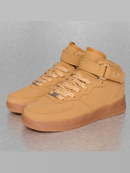 New York Style Sneakers Rochester brun