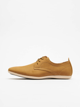 New York Style Sneakers Low brun