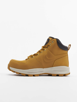 Nike Ботинки Manoa Leather коричневый