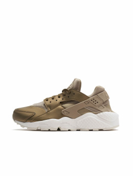 Nike Сникеры Air Huarache Run коричневый
