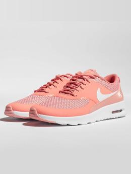 Nike Сникеры Air Max Thea Premium оранжевый