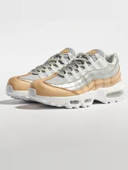 Nike Сникеры Air Max 95 Special Edition Premium серебро