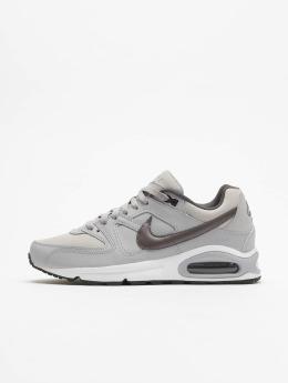 Nike Сникеры Air Max Command Leather серый