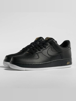 Nike Сникеры Air Force 1 '07 черный