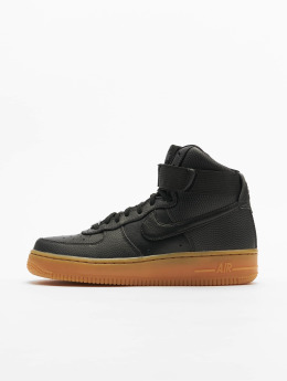 Nike Сникеры Air Force 1 Hi Se черный