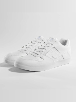Nike Baskets SB Delta Force Vulc Skateboarding blanc