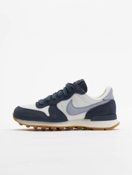 Nike Baskets Internationalist bleu