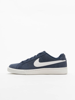 Nike Baskets Court Royale Suede bleu