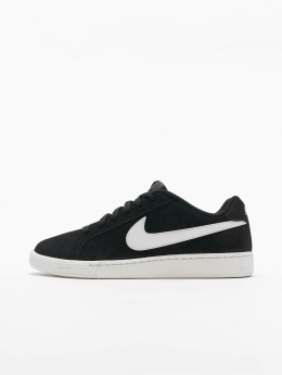 Nike Baskets Court Royale Suede noir