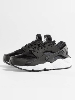 Nike Baskets Air Huarache Run noir