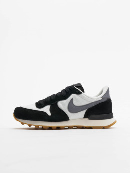 Nike Baskets Internationalist noir